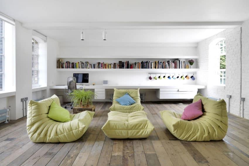 Bermondsey Warehouse Loft by FORM Design Architecture (2)