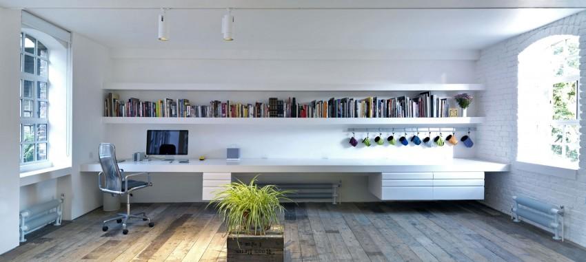 Bermondsey Warehouse Loft by FORM Design Architecture (4)