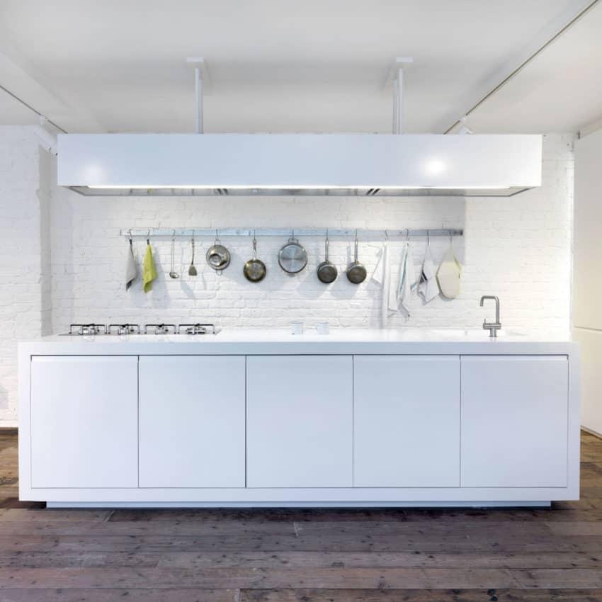 Bermondsey Warehouse Loft by FORM Design Architecture (11)