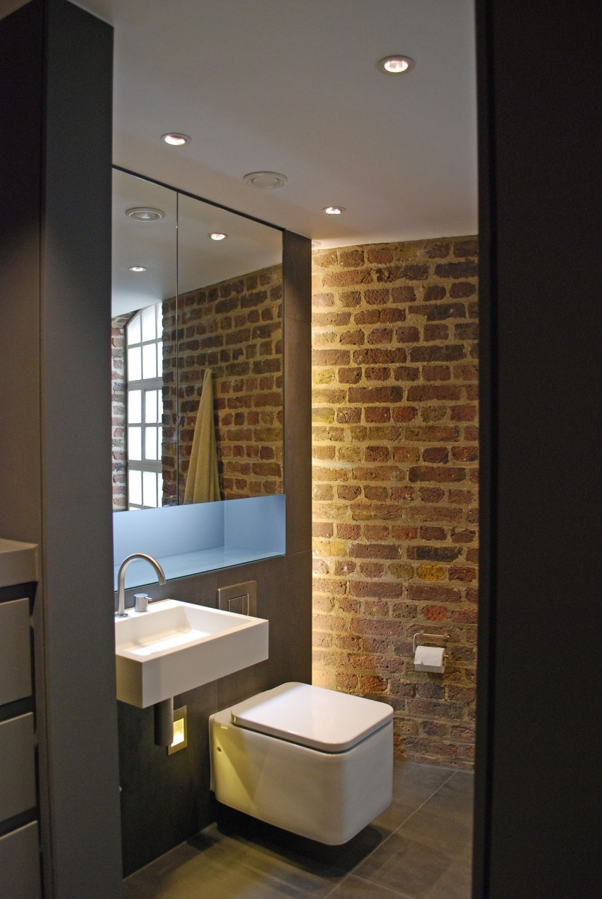 Bermondsey Warehouse Loft by FORM Design Architecture (26)