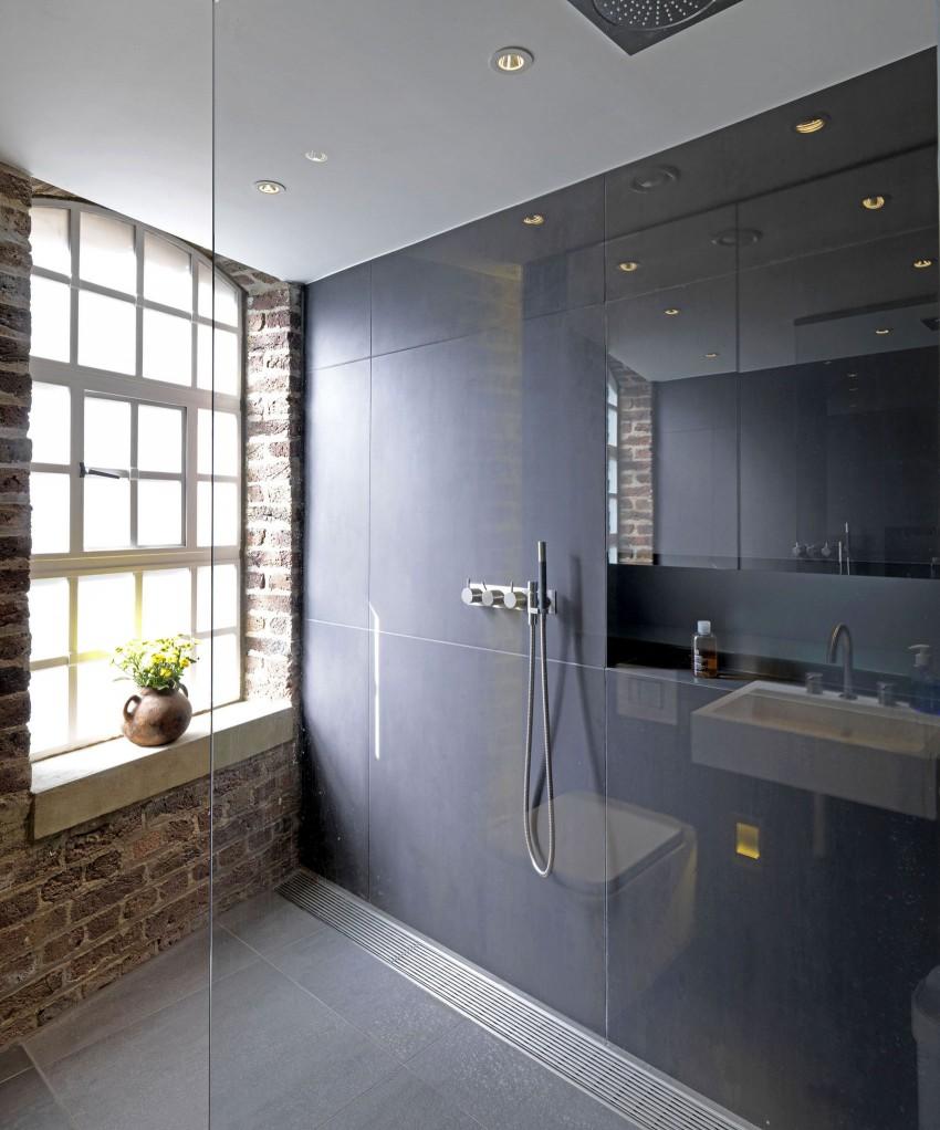 Bermondsey Warehouse Loft by FORM Design Architecture (27)