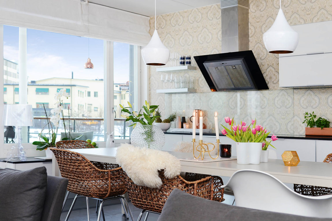 Bright Two Bedroom Apartment in Stockholm (15)