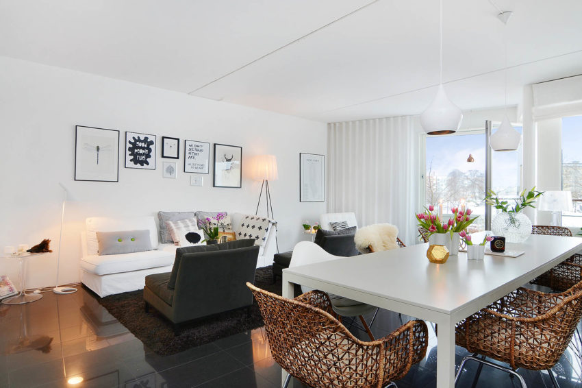Bright Two Bedroom Apartment in Stockholm (9)