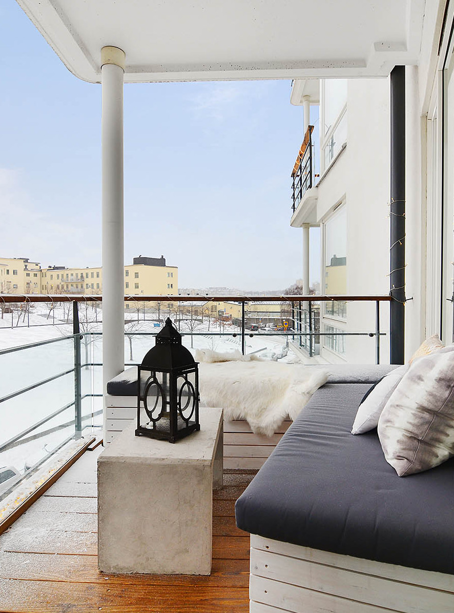 Bright Two Bedroom Apartment in Stockholm (7)
