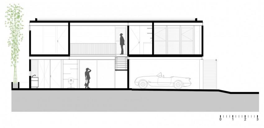 Brisas House by Garza Camisai arquitectos (14)