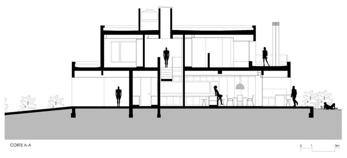 Casa MC Golf Club by VismaraCorsi Arquitectos (24)
