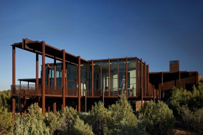 Casa Valle Escondido by Bucchieri Architects (1)