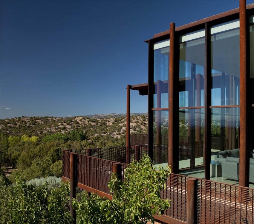 Casa Valle Escondido by Bucchieri Architects (2)
