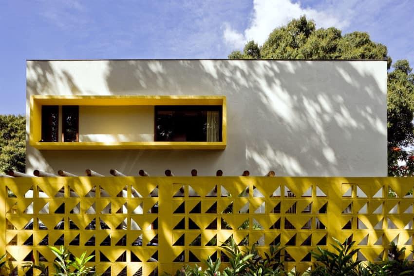 Cobogó House by Ney Lima (2)