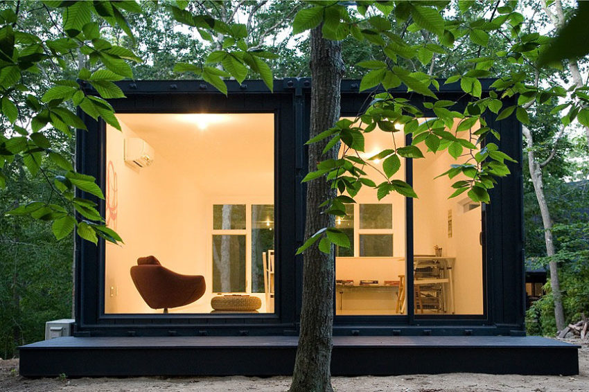 Container Studio by Maziar Behrooz Architecture (8)