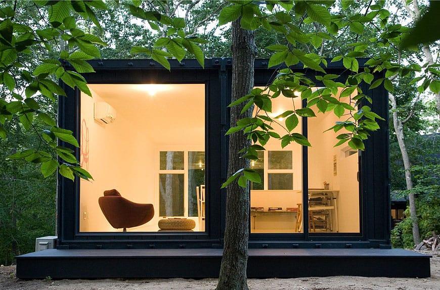 Container Studio by Maziar Behrooz Architecture (8)