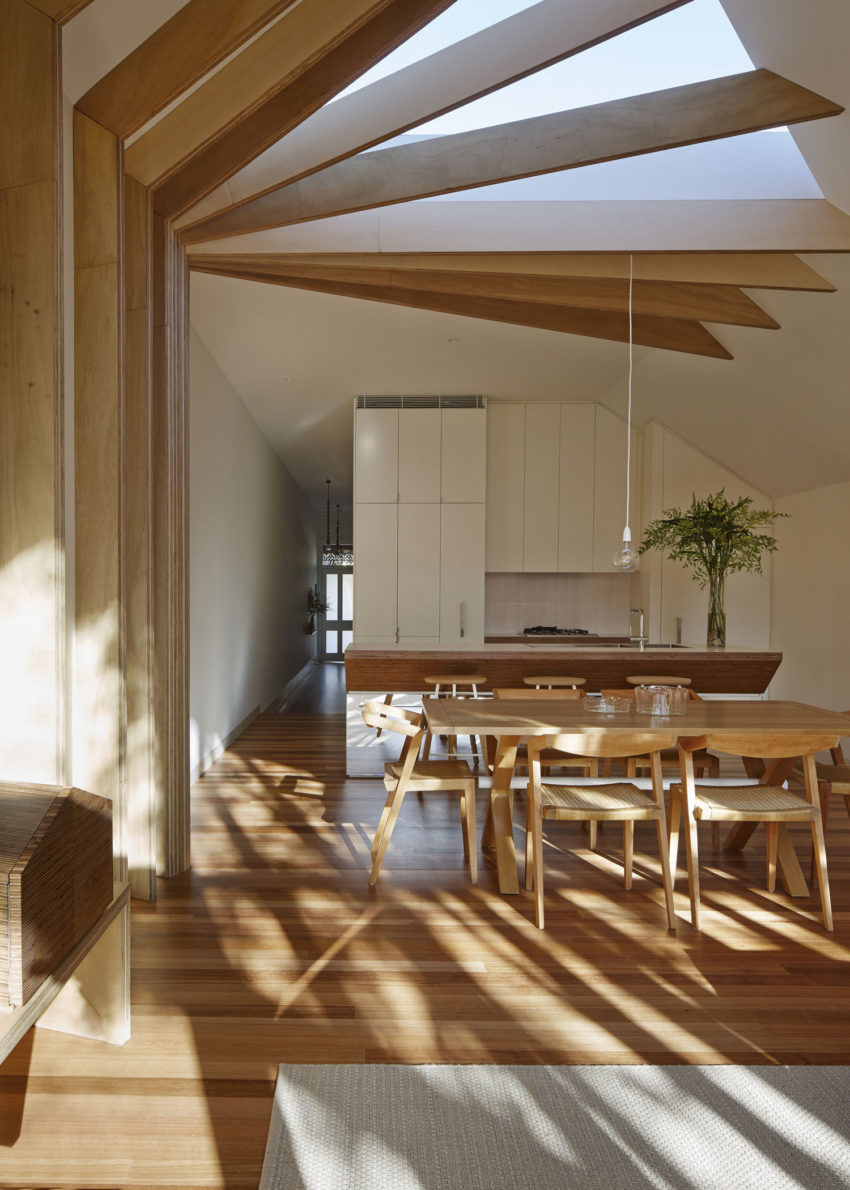 Cross Stitch House by FMD Architects (4)