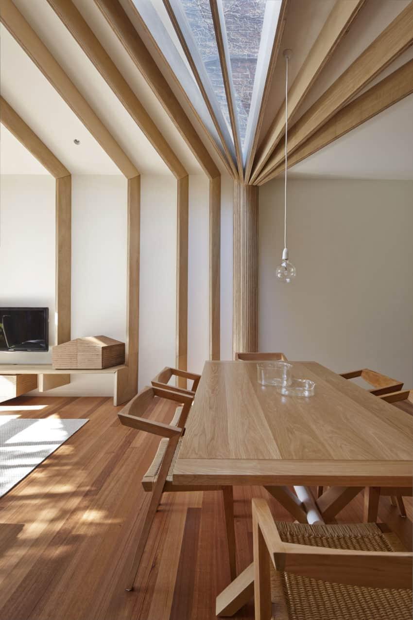 Cross Stitch House by FMD Architects (7)