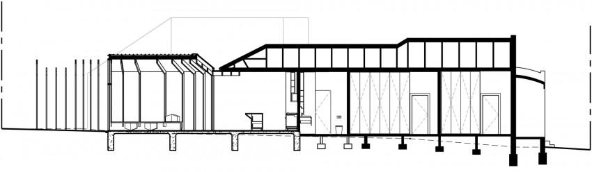 Cross Stitch House by FMD Architects (14)