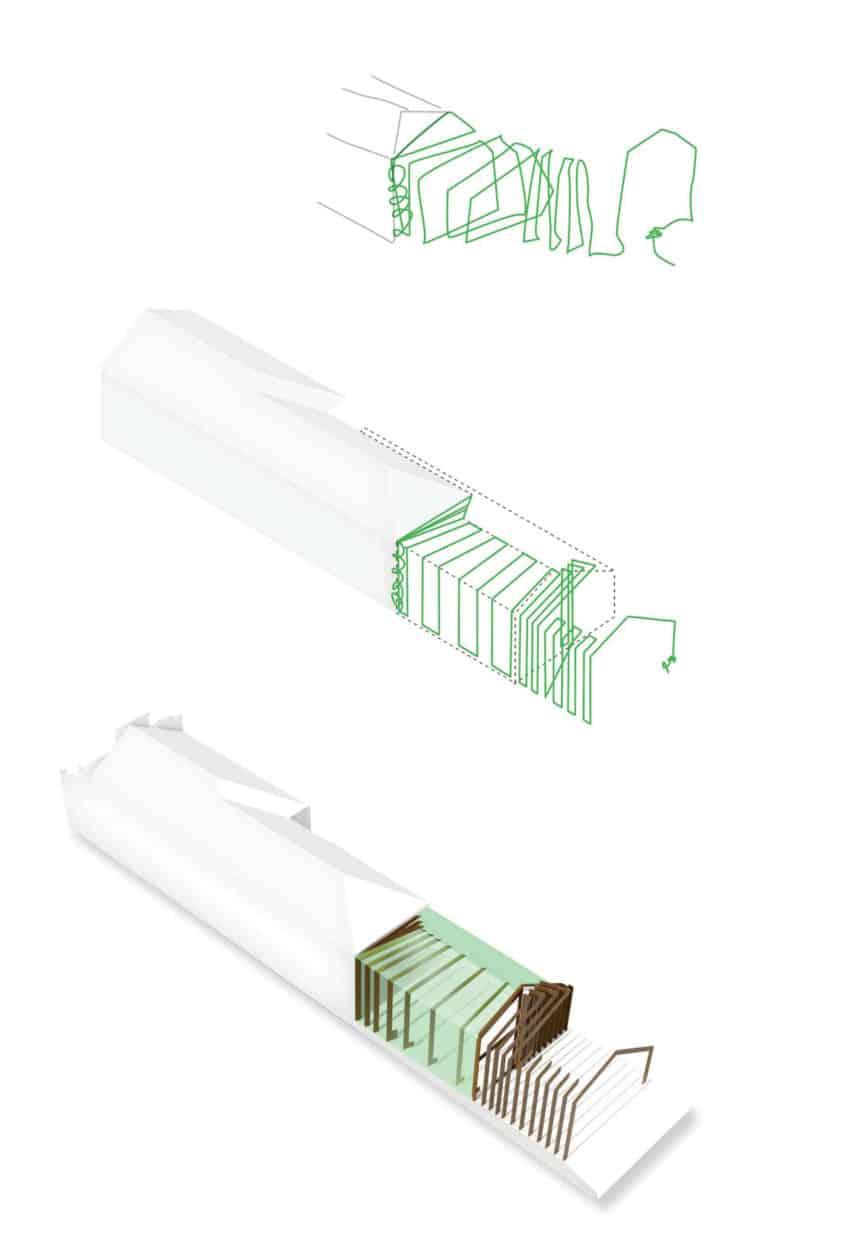 Cross Stitch House by FMD Architects (15)