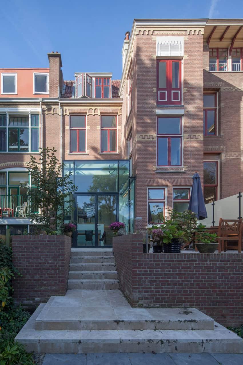 Duinweg Glass Extension by BBVH Architecten (2)