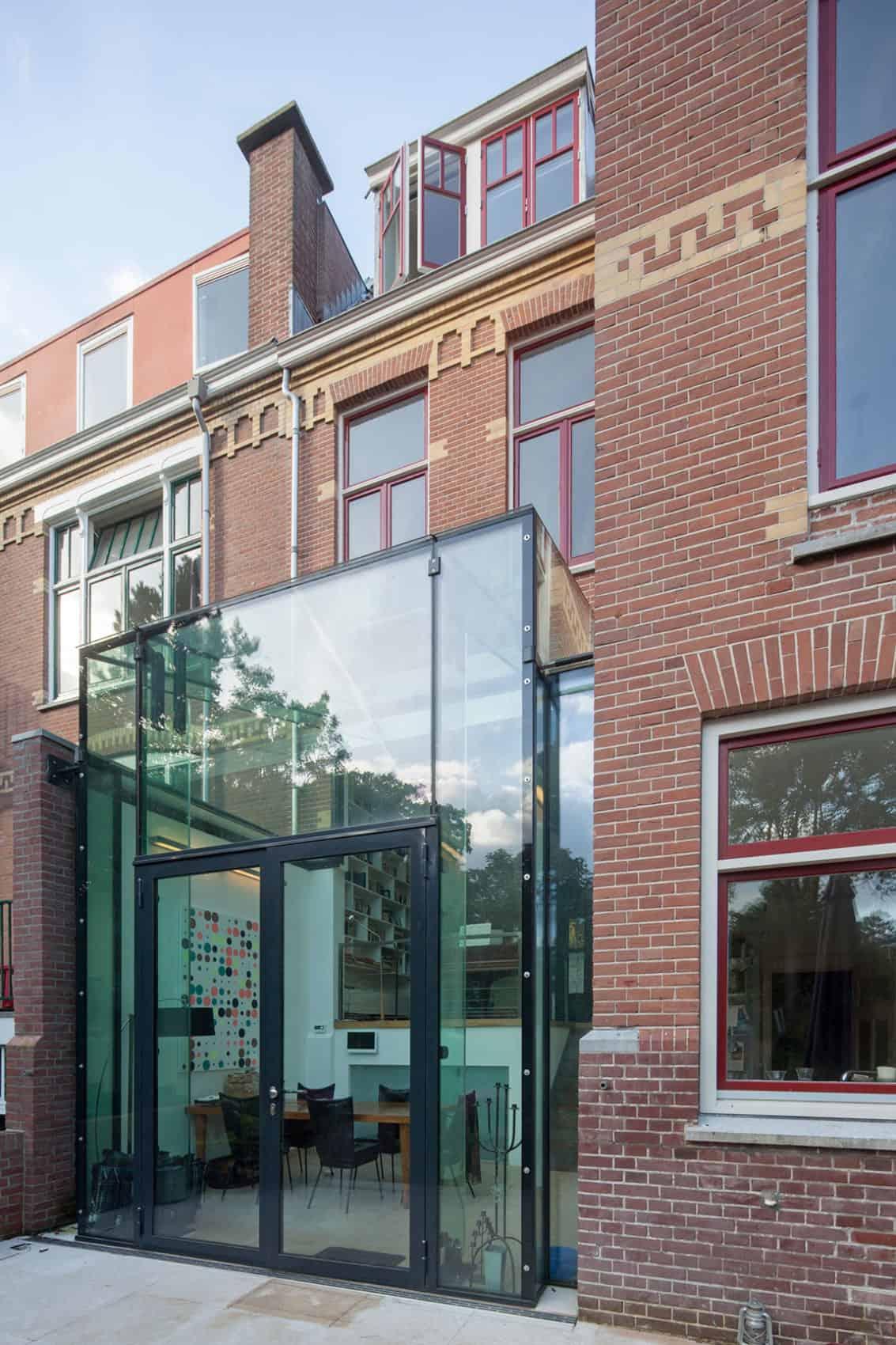Duinweg Glass Extension by BBVH Architecten (4)