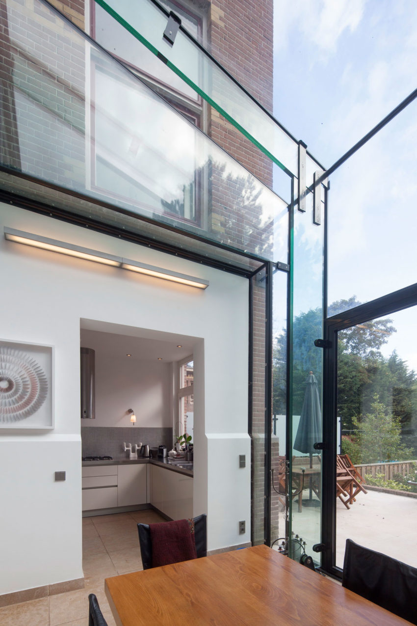 Duinweg Glass Extension by BBVH Architecten (7)