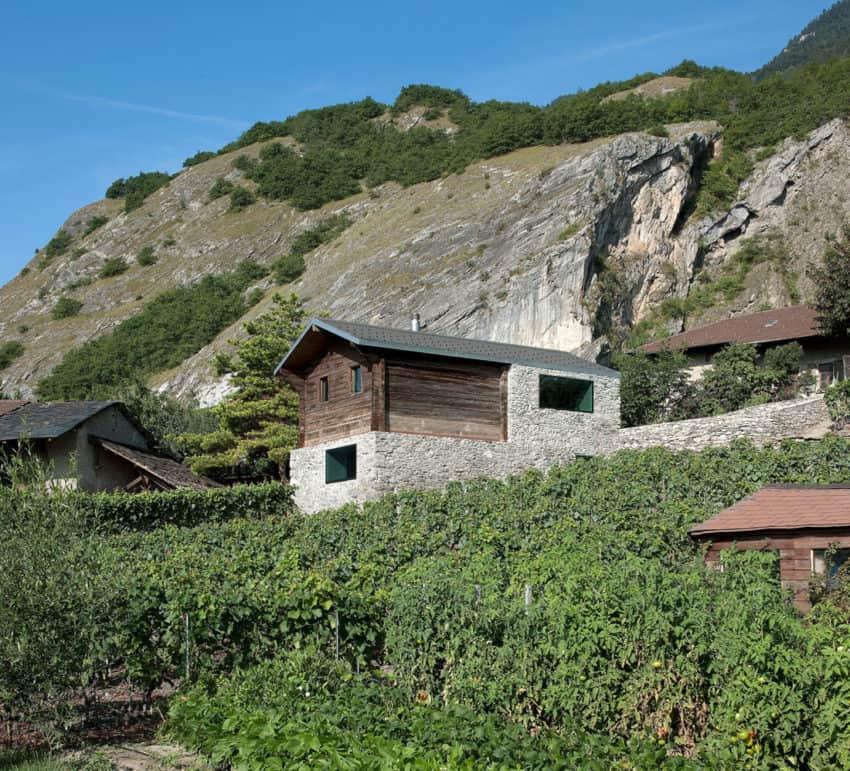 Germanier House by Savioz Fabrizzi Architecte (5)