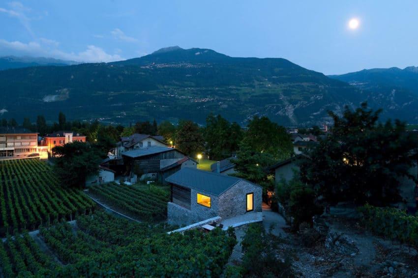 Germanier House by Savioz Fabrizzi Architecte (17)