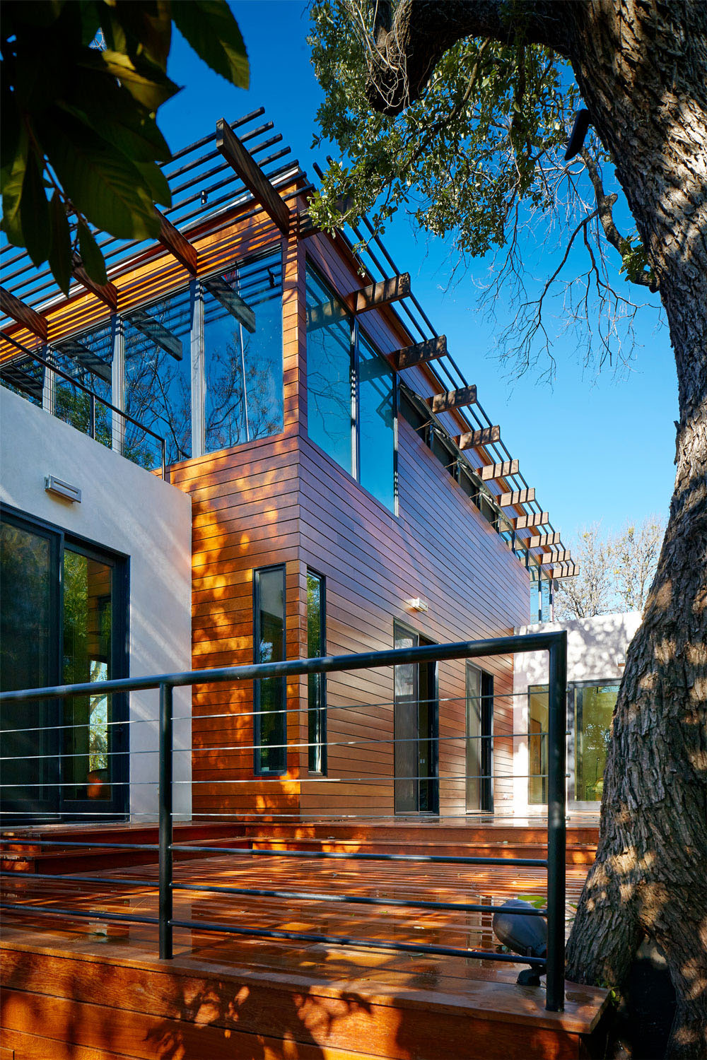 Green Lantern Residence by John Grable Architects (24)