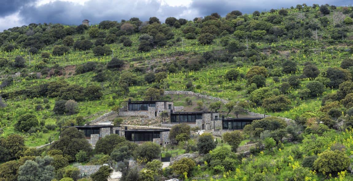 Gumus Su Villas by Cirakoglu Architects (1)