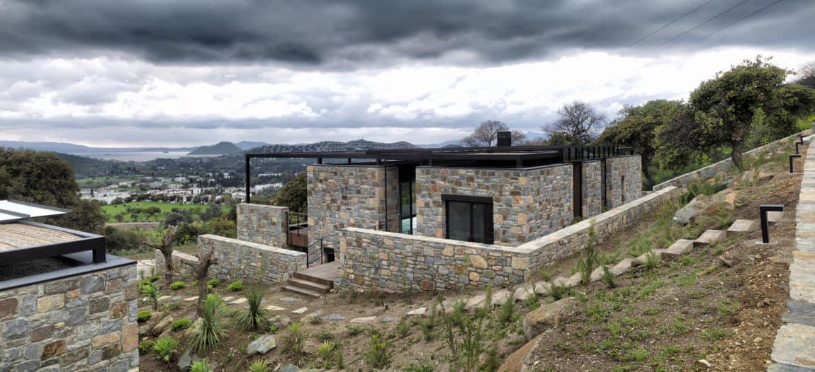 Gumus Su Villas by Cirakoglu Architects (3)