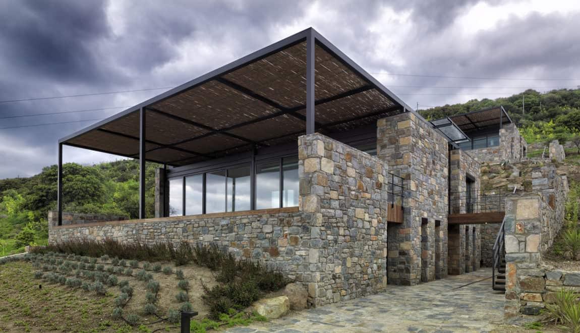 Gumus Su Villas by Cirakoglu Architects (6)