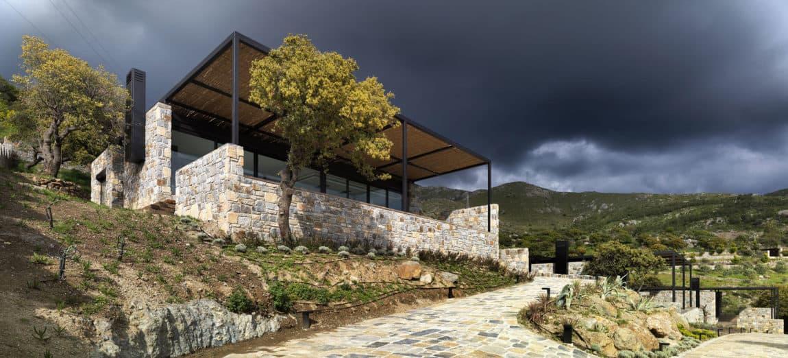 Gumus Su Villas by Cirakoglu Architects (7)