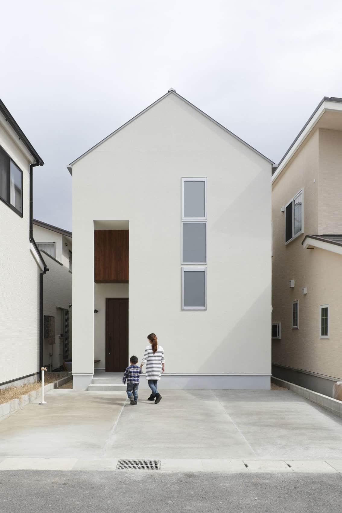 Hazukashi House by ALTS DESIGN OFFICE (1)