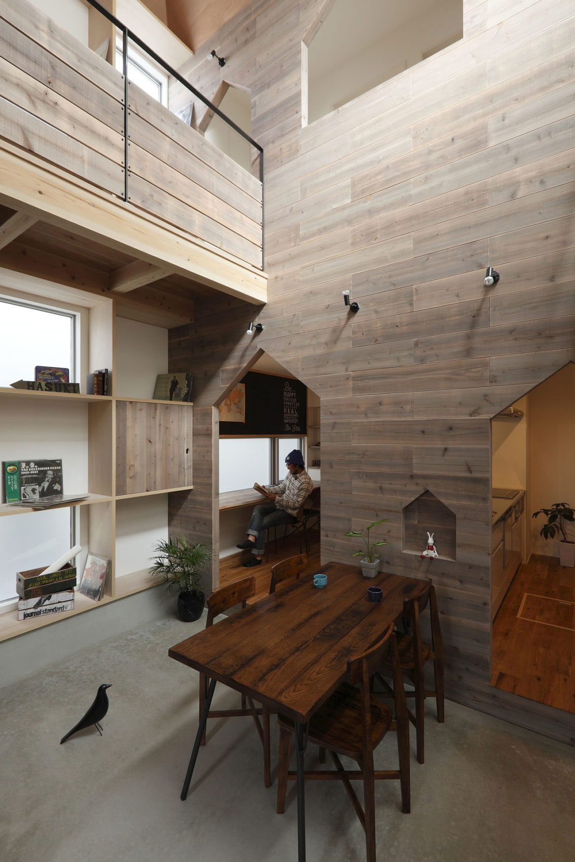 Hazukashi House by ALTS DESIGN OFFICE (3)