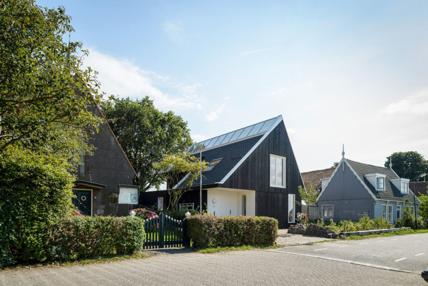 House Uitdam by Korteknie Stuhlmacher Architecten (2)