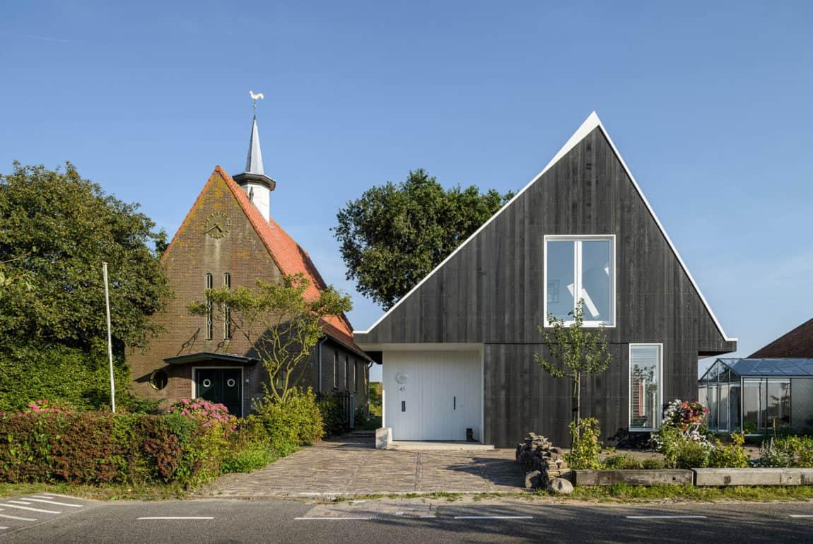 House Uitdam by Korteknie Stuhlmacher Architecten (3)