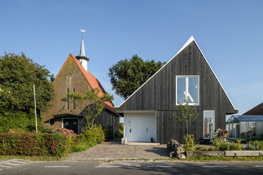 House Uitdam by Korteknie Stuhlmacher Architecten (3)