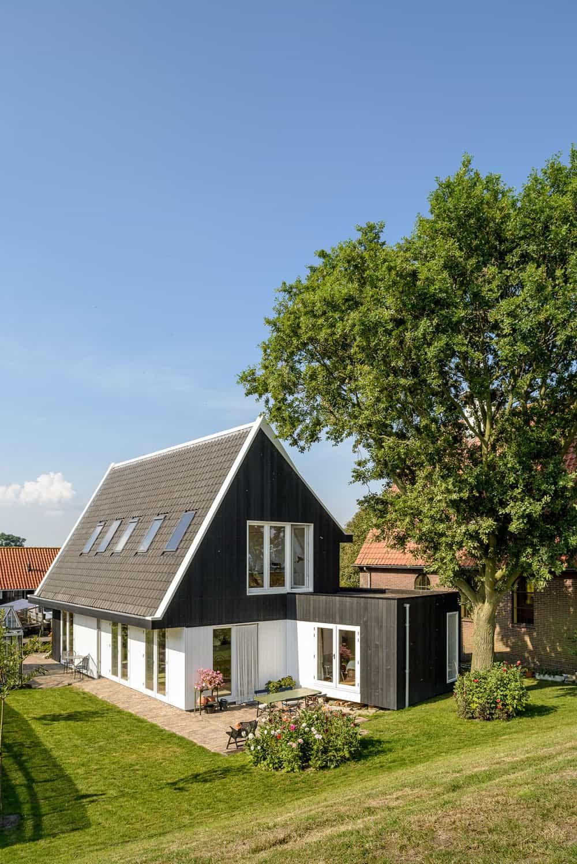 House Uitdam by Korteknie Stuhlmacher Architecten (4)