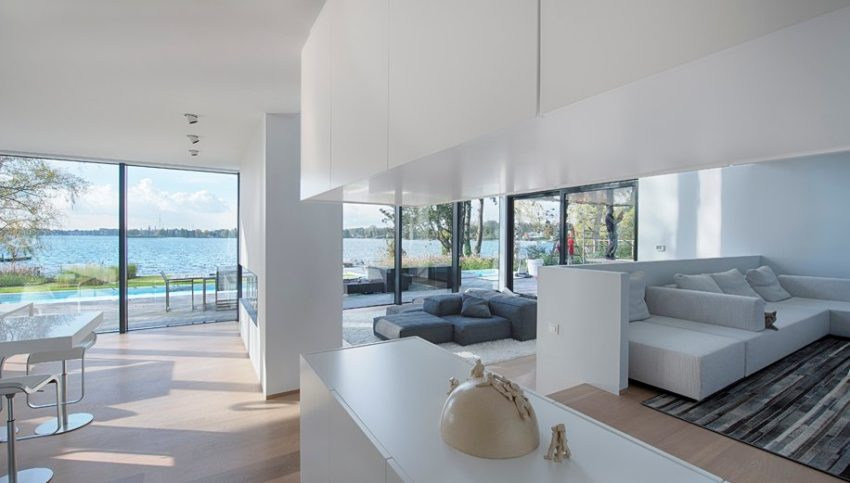 House at a Lake by BBSC Architects (8)