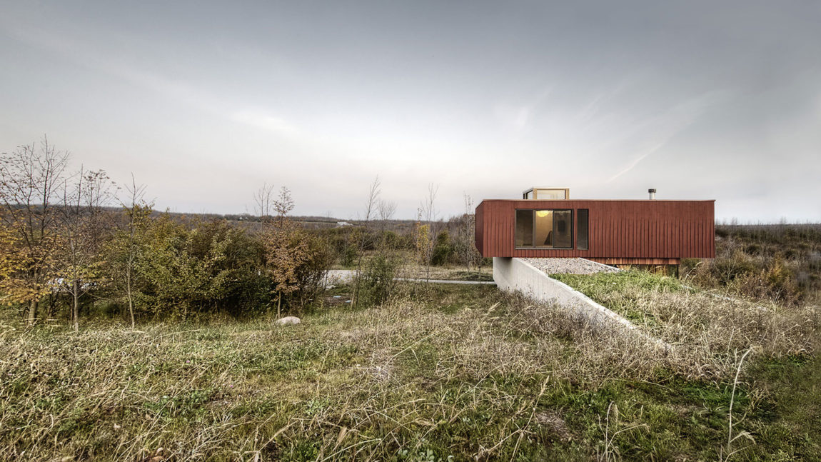 House in Frogs Hollow by Williamson Chong Architects (1)