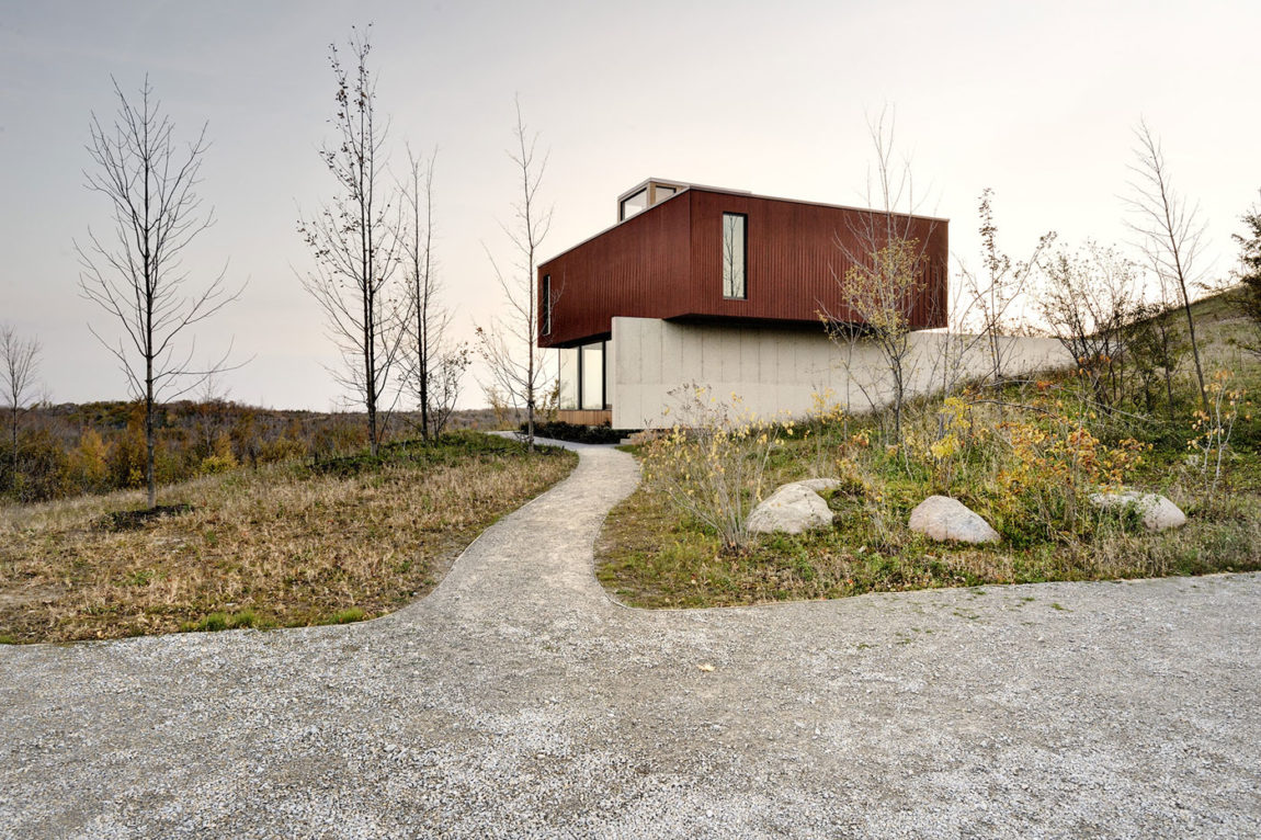 House in Frogs Hollow by Williamson Chong Architects (3)