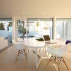 Jesolo Lido Pool Villa by JM Architecture (13)