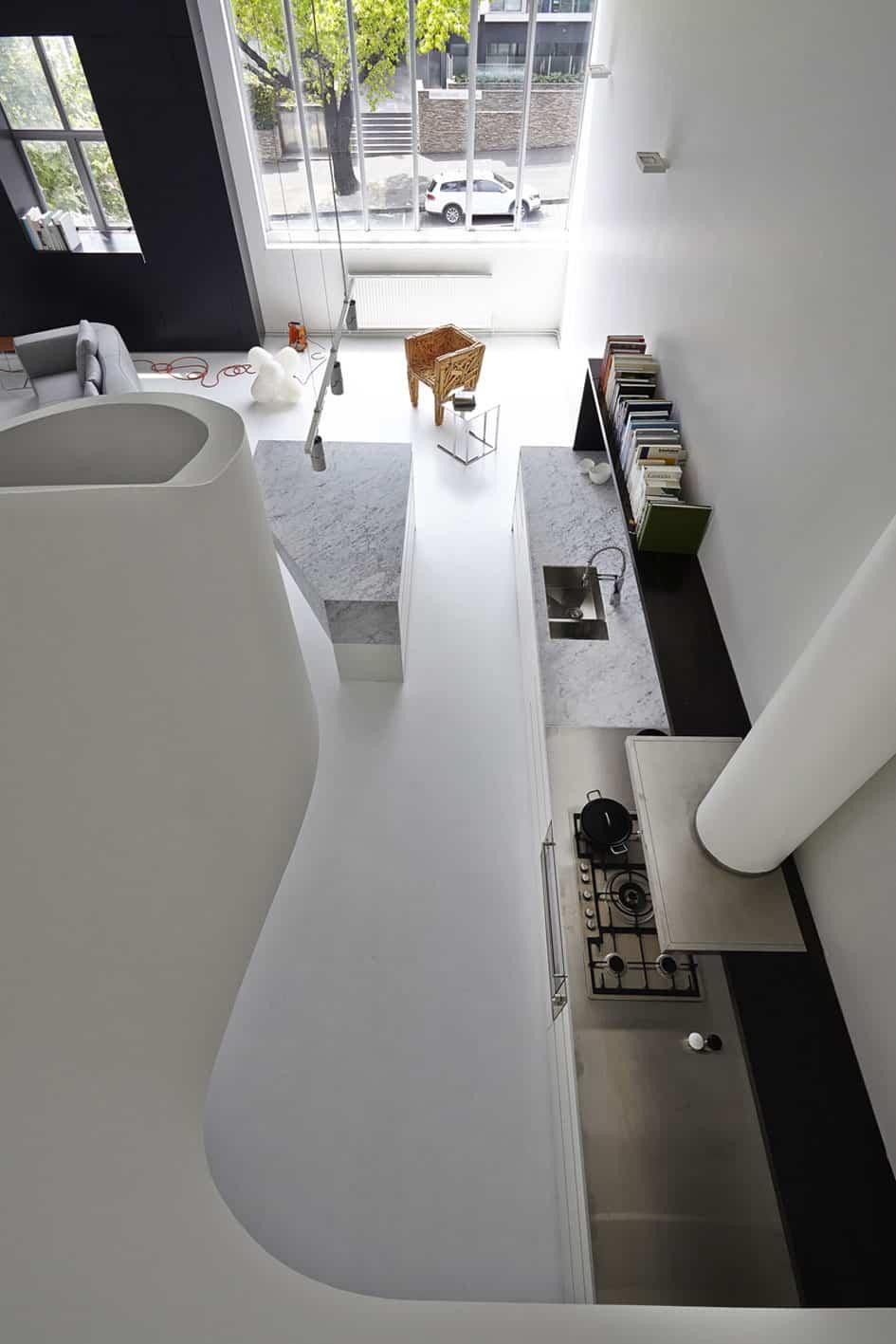 Loft Apartment Melbourne by Adrian Amore (4)