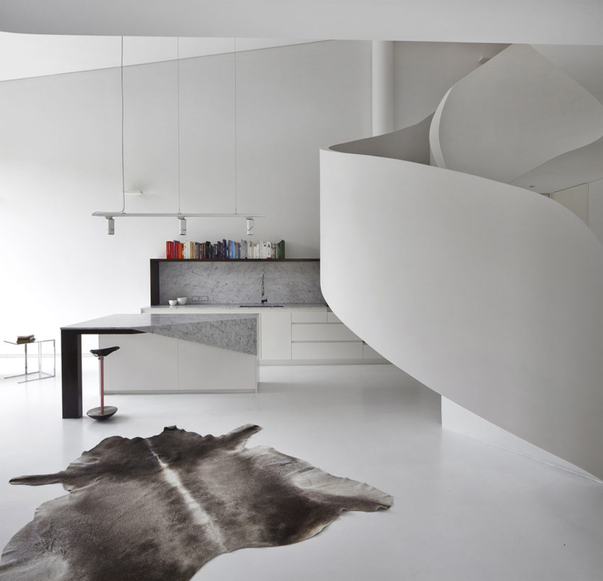Loft Apartment Melbourne by Adrian Amore (6)