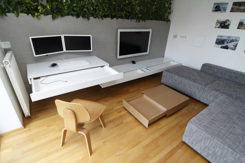 Luxury Apartment Reconstruction by RULES architekti (2)