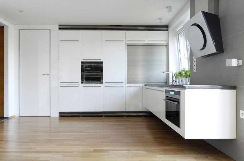 Luxury Apartment Reconstruction by RULES architekti (8)