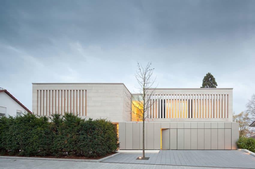 Residence in Weinheim by Wannenmacher+Möeller (2)