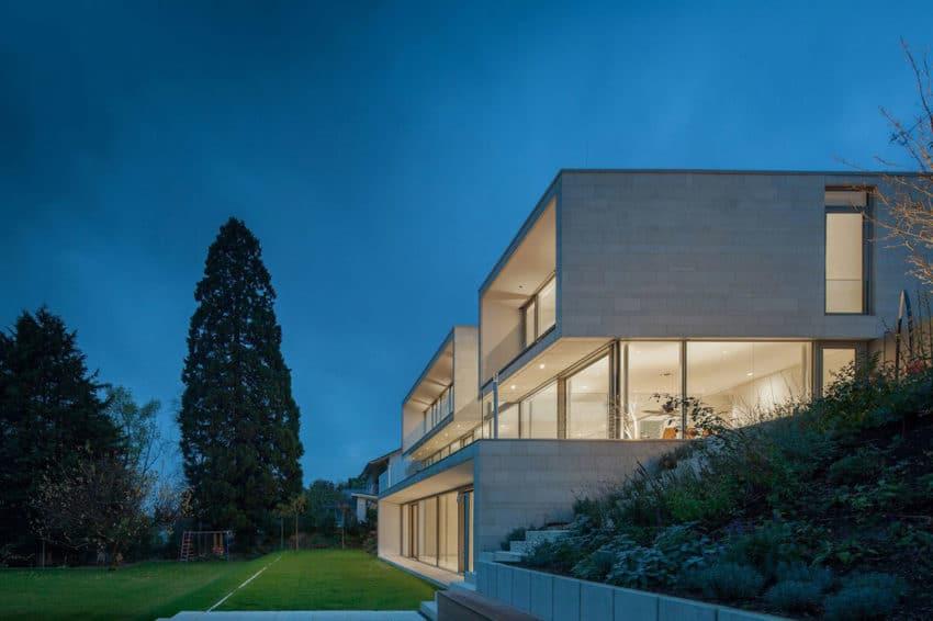Residence in Weinheim by Wannenmacher+Möeller (13)