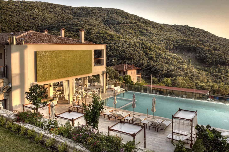 Salvator Villas & Spa Hotel by Angelos Angelopoulos