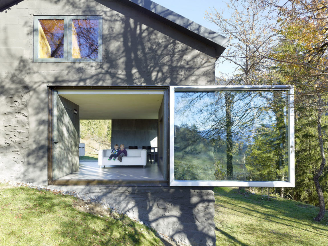Savioz House by Savioz Fabrizzi Architecte (3)