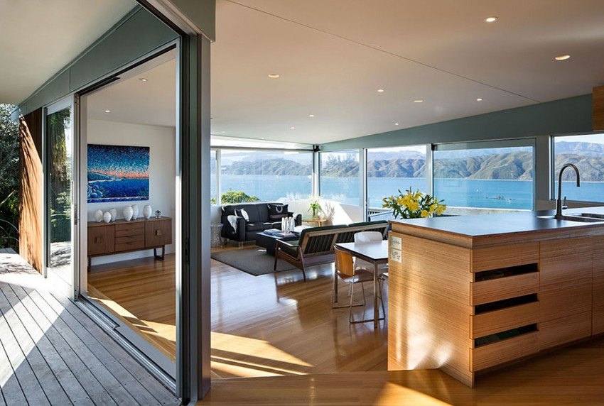 View In Gallery Seatoun Heights House By Parsonson Architects (19)