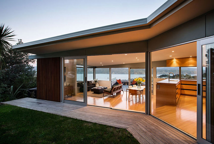 Seatoun Heights House by Parsonson Architects (8)
