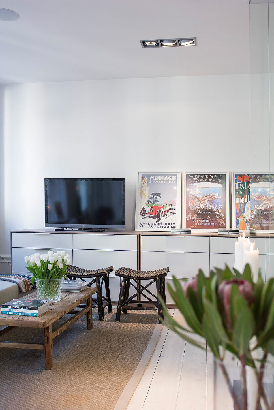Small yet Stylish Flat in the Heart of Stockholm (13)
